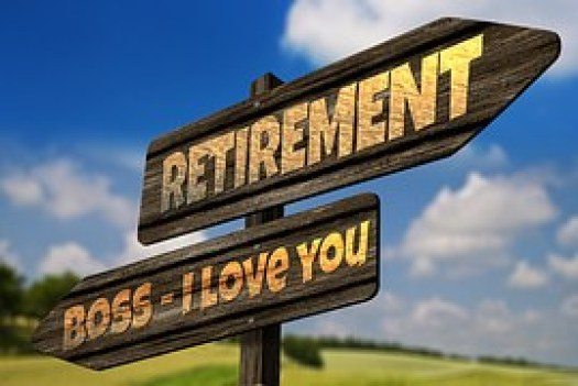 saving for my retirement