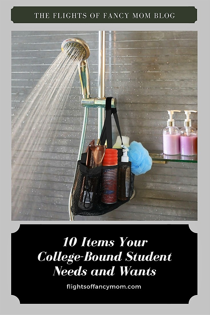 Top 10 Items Your College-Bound Student Needs