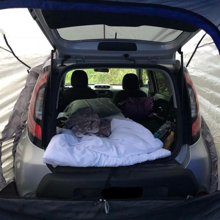 Napier Outdoors Sportz SUV Tent