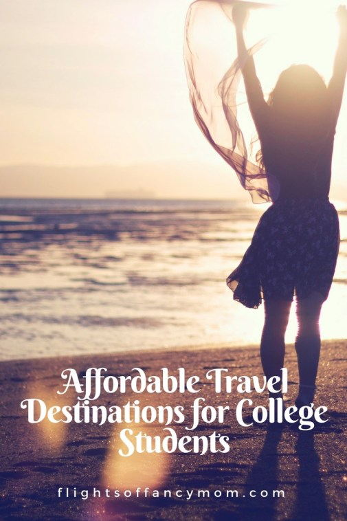 Affordable Travel Destinations for College Students