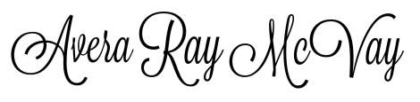 Avera Ray McVay