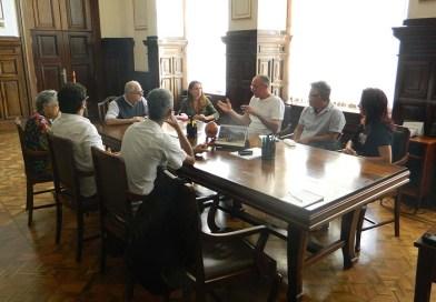 FLIGSP se reúne com Secretário de Estado da Cultura