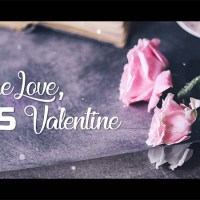 Valentine Special Modern Slideshow in After Effects