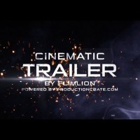 Cinematic Title Animation 2 in After Effects