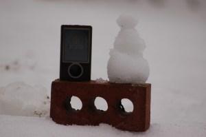 2 frozen bricks.