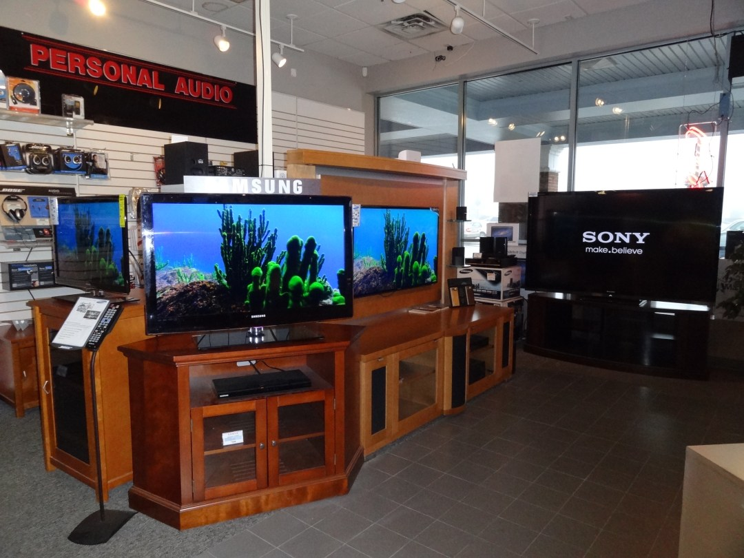 Front TV Store