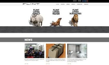 FLINT FLOOR Web Home