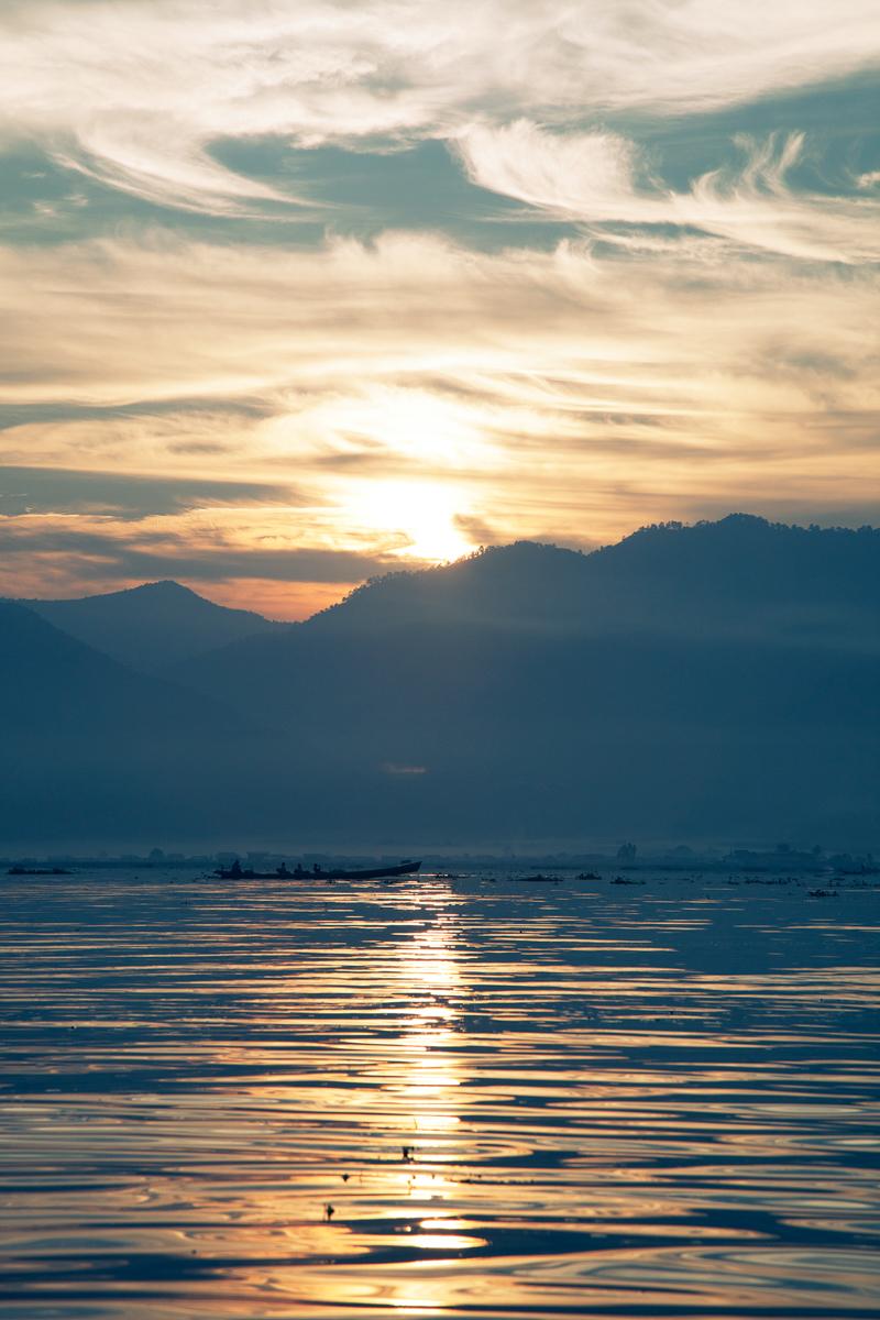 FLINT, Lake of Life, Photo essay, Irene Barlian
