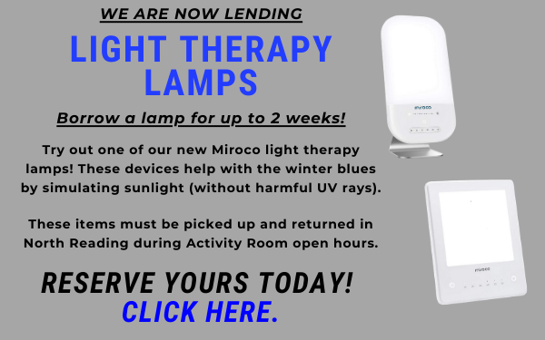 Light Therapy Lamp Slider