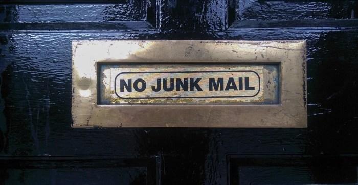 Inbox Junk Mail