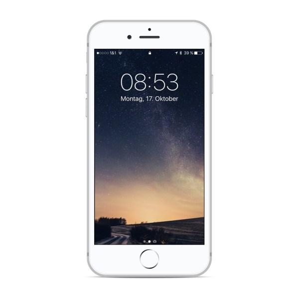 Iphone8silver Portrait