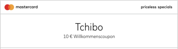 Tchibo 10 Euro