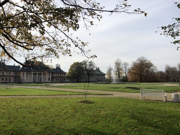 Schloss & Park Pillnitz 1
