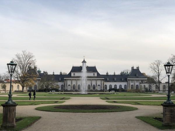 Schloss & Park Pillnitz 5