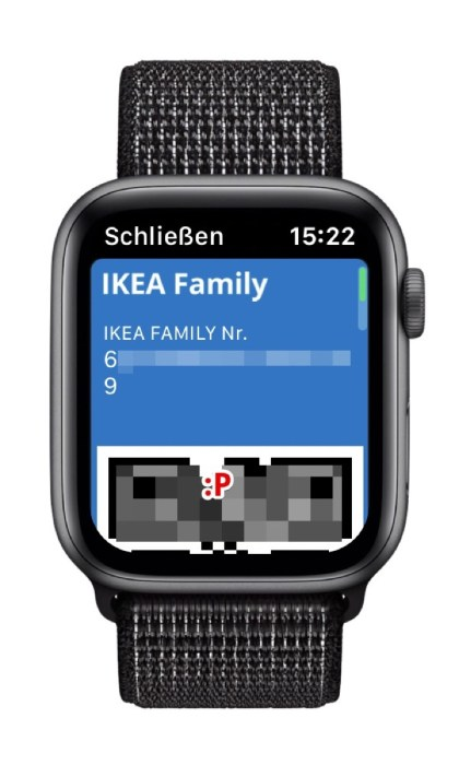 Ikea Family Card Ios Wallet 1
