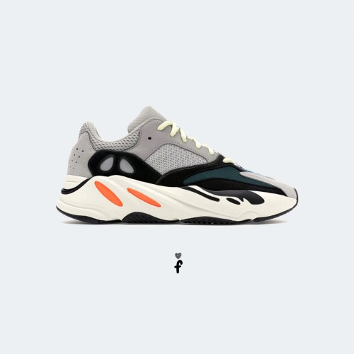 ADIDAS YEEZY 700 GRISES SOLID