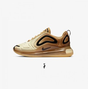 NIKE AIR MAX 720 ORO CLUB