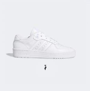 Adidas Rivalry Low Cloud White