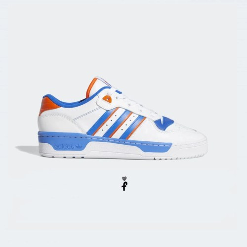 Adidas Rivalry Low Whiteblueorange