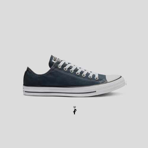 Converse All Star Clasicas bajas Navy