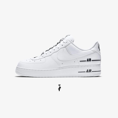 "Nike Air Force 1 '07 Low ""Double Air"" 2"