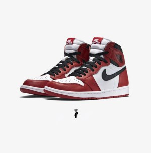 Nike Air Jordan 1 Retro High OG Chicago