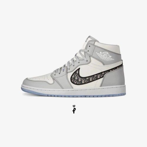 Nike Air Jordan 1 'Dior'