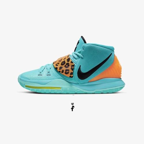 Nike Kyrie 6 Oracle Aqua