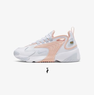 Nike Zoom 2K pastel rosa