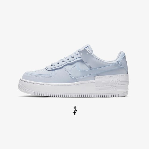 Nike Air Force 1 Shadow Baby Blue