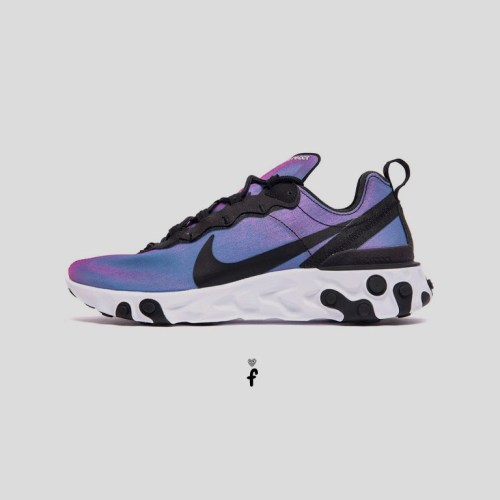 React Elements 55 | Galaxy nike
