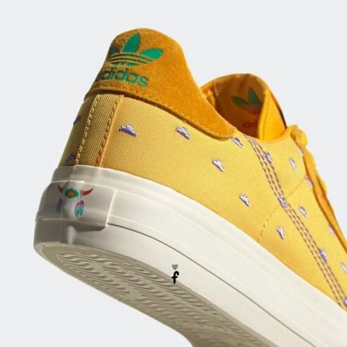 Adidas Continental Vulc Arizona Mucho Mango