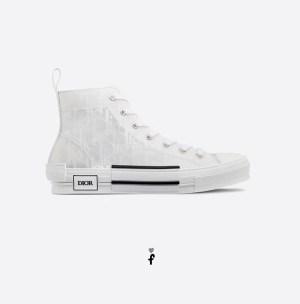B23 Dior Blancas Converse