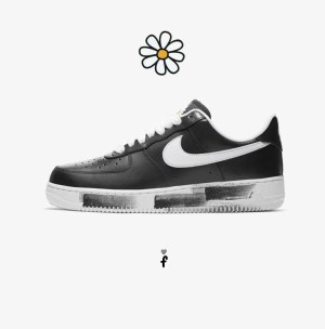 Nike Air Force 1 Paranoise
