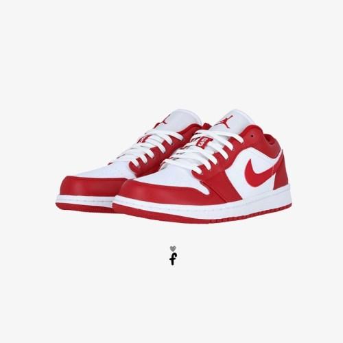 Nike Air Jordan 1 Low Gym Red