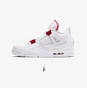 Nike Air Jordan 4 Red