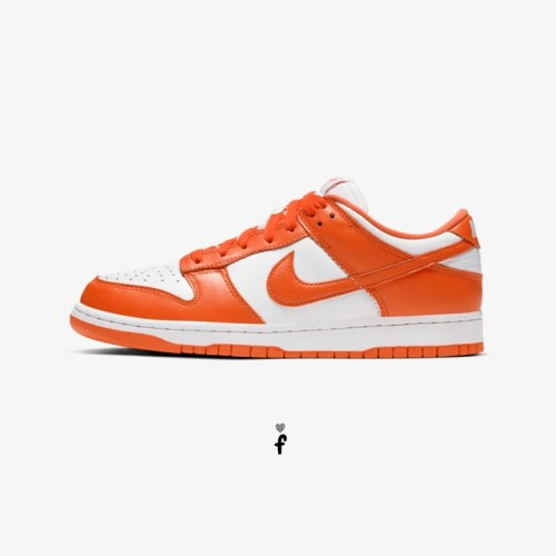 Nike Dunk Low Orange Blaze