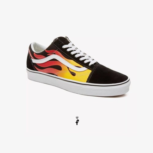 Vans Flame Old Skool Low