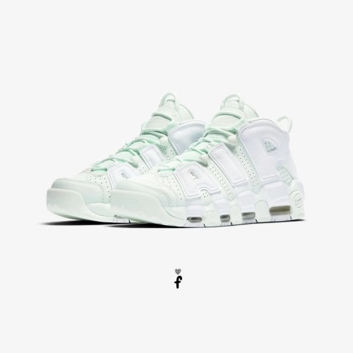 Nike Air More Uptempo green