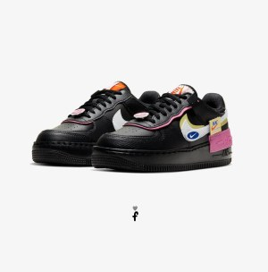 Nike Air Force 1 Shadow Cosmic Fuchsia