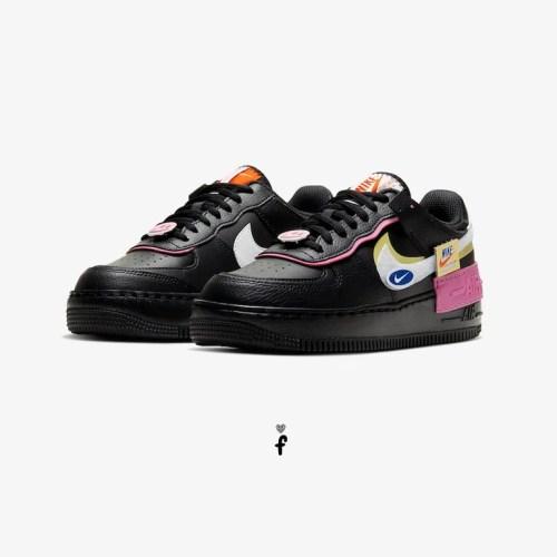 Nike Air Force 1 Shadow Cosmic Fuchsia