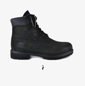 Botas Timberland All Black 10073