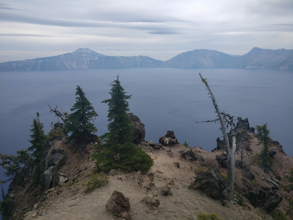 View of Crater Lake