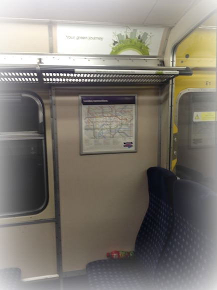 Green journey London
