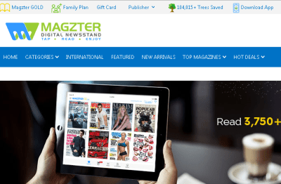 Top 10 Websites to Read Magazines Online for Free