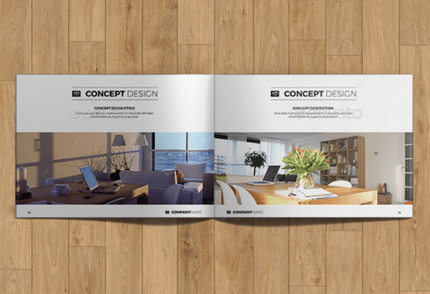 10 Practical Interior Decoration Brochures You Cant Miss