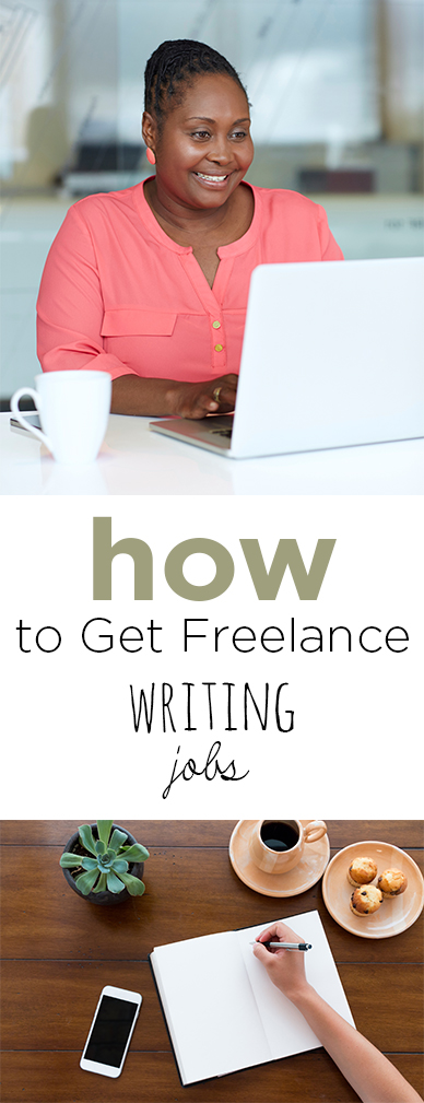 How to Get Freelance Writing Jobs