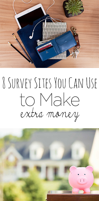 8 Survey Sites You Can Use to Make Extra Money