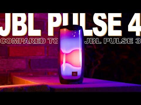 jbl pulse 4 vs pulse 3