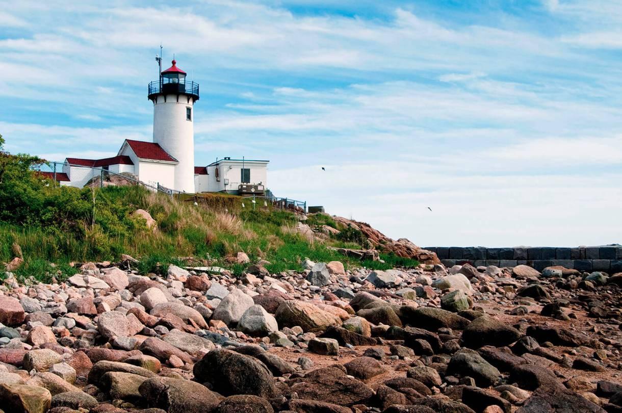 Cape Ann in Massachusetts